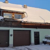 Ferienwohnung Pichlerhof - Gartenblick
