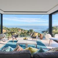 6 bedroom villa with sea views & pool in Sa Riera, Begur (H34)