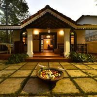 Luxury 5 BHK Portuguese Villa