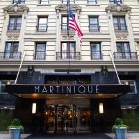 Martinique New York on Broadway, Curio Collection by Hilton