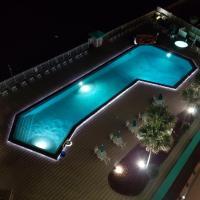 Daytona Beach Getaway, with Direct Ocean View.