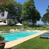 Superbe Villa Individuelle avec Piscine et Tennis privatifs