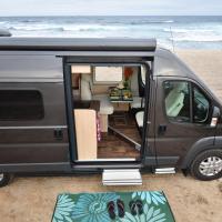 Hymer Aktiv Campervans to Cruise Around Maui