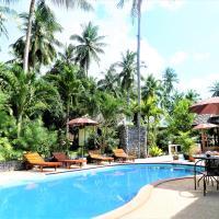 tropical heaven's garden