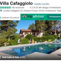 Villa Cafaggiolo apt MICHELANGELO