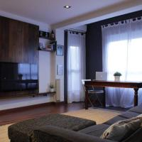 Design Apartment 1 km from beach