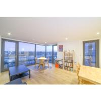 Bright and spacious flat with great view