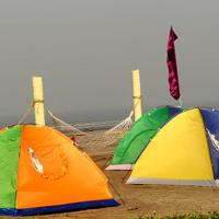 Small Steps Adventures Revdanda Beach Camping