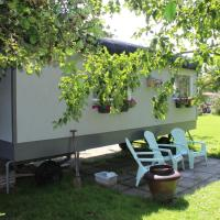 Gardenhouse on wheels