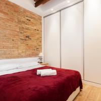 Akira Flats Urgell apartment