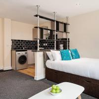 Lovely, modern studio flat in city centre