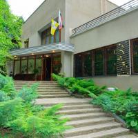 Санаторий Нарзан (Дача Космонавтов)