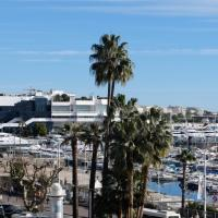 Cannes, Vieux Port - Palais