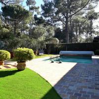 Grande maison piscine tout confort