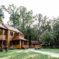 Belovezhskaya Pusha. Hunter House Pererov