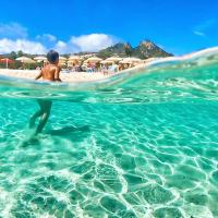 50m dal mare al Free Beach Residence di Costa Rei