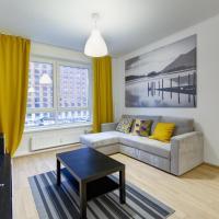 Stylish 1 bedroom apartment near the metro & Vnukovo aiport by Flat Inn