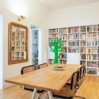 Eclectic 2 bed flat in San Lorenzo
