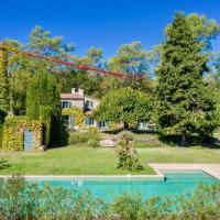 Bastide des Bruisses, Villa Valbonne