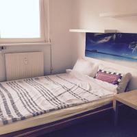 Central & quiet room at Kurfürstendamm