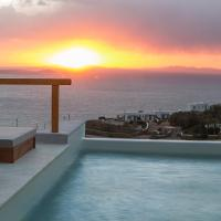 VILLA ATHENA- Private Pool- Amazing Aegean View