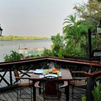 The Victoria Falls Waterfront