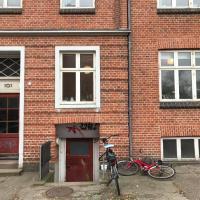 Cozy flat in central Aarhus