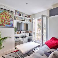 ♧ Studio at the foot of Buttes-Chaumont ♧
