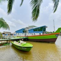 Spacious 1BHK Boat House in Edapally, Kochi
