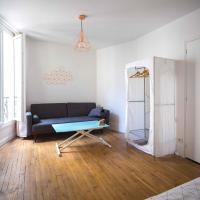 Charmant studio Place de la Nation#Coeur de Paris