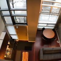 Bright, Beautiful Loft Townhouse in Perfect Location with 21-ft Ceilings