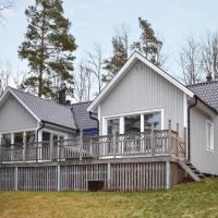 Four-Bedroom Holiday Home in Ydre