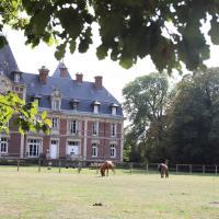 Aile Château La Chapelle du Bois des Faulx