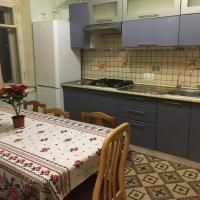Apartment on Severny Val 19