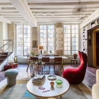 Veeve - Beautiful Loft on Rue Quincampoix