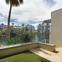 Luxury One-Bedroom Waterfront Apartment
