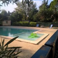 Appart Résidence La Fontaine, décoré avec goût, piscine commune