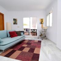 Penthouse i en liten Andalusisk by