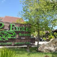 Exotic Komodo Hotel