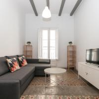 Comfortable Cozy Apartment for Groups in Gracia