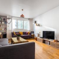 Charming 1 bedroom - Buttes Chaumont