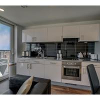 19th floor apartment in Salford Quays/MediaCityUK