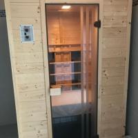 studio au calme avec sauna