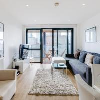 Stylish Canary Wharf Home by The Docklands
