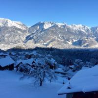 Wunderschönes Lodge in den Bergen