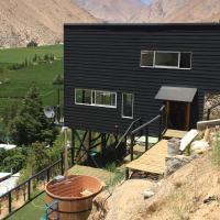 Pisco Elqui Refugio San Gabriel