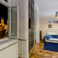 Apartment with amazing view to the synagogue