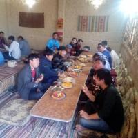Bedouin Oasis Village