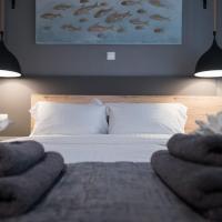 Luxury Sea View Apartment at Varkiza Beach