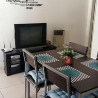 Quiet, cozy studio with kitchen and toilet